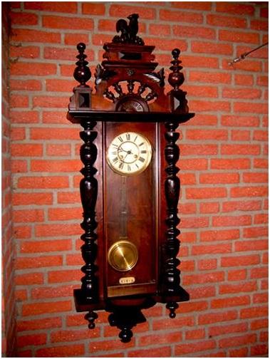 ремонт антикварных часов